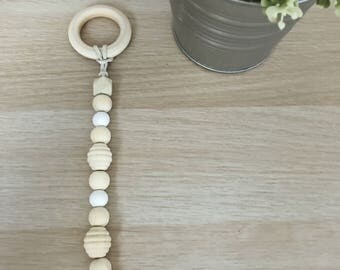 Teethers clip