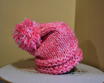 Knitted Children's Hat