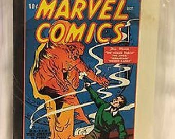 Marvel Comics Book