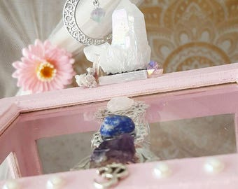CUSTOMIZE your own ||CRYSTALLIZED CHAKRA|| Crystal Box!