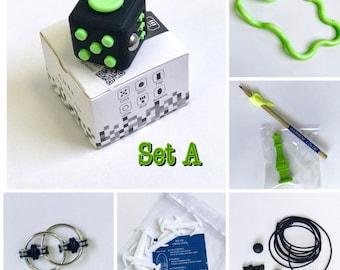 Back to School Fidget & Sensory Set