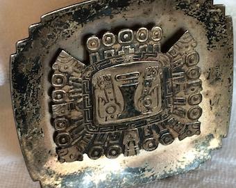 Industria Boliviana Brooch/Pendant
