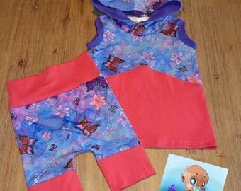 Camisole and shorts set
