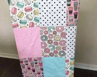 Custom Crib Quilt