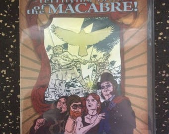 Baron Von Porkchop's Terrifying Tales Of The Macabre: Ulysses Against The Son Of Hercules DVD - Horror Host