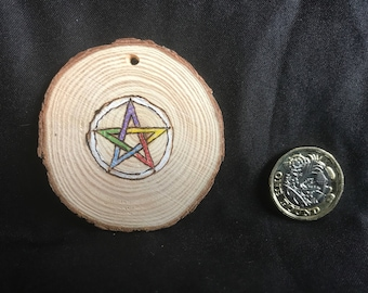 Pentacle Pendant 1