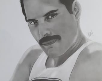 Freddie Mercury Prints