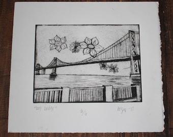 Bay Bridge Print 1