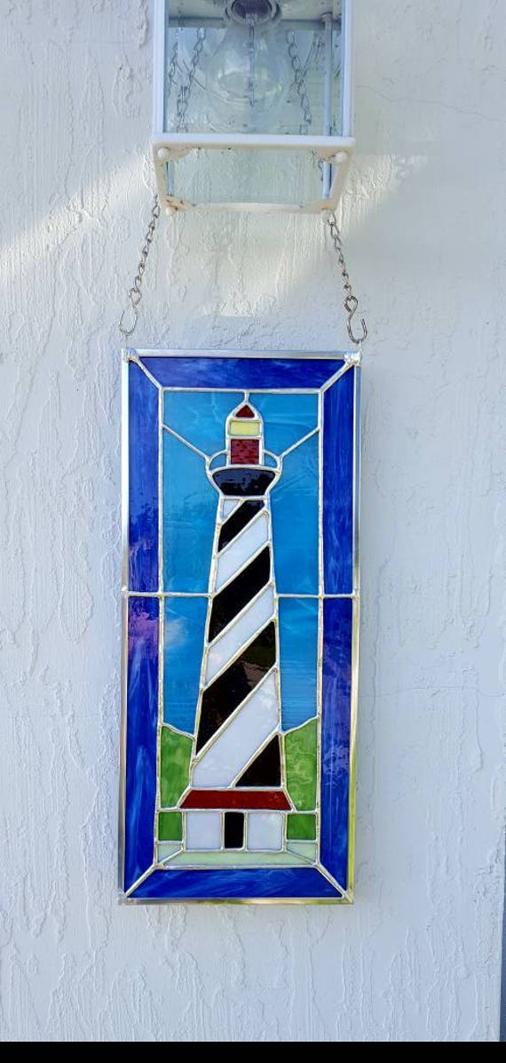Stained Glass St. Augustine Lighthouse