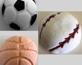 Sports Bath Bombs. Soccer Bath Bombs. Baseball Bath Bombs. Basketball Bath Bombs. Football Bath Bombs. Sports Teams.