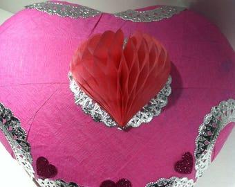 Giant Heart Surprise Ball