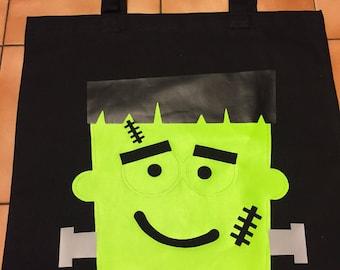 Halloween candy bag, Trick or Treat Bag