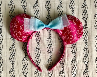 Princess Auroroa Inspired Minnie Ears