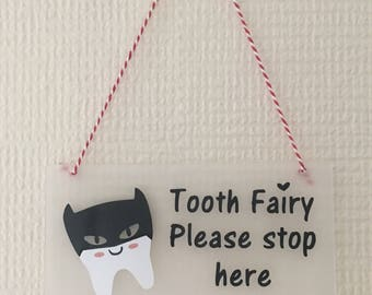 Handmade Tooth Fairy please stop here