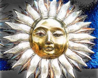 Face in the Sun