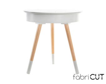 Coffe table, small table, modern coffe table