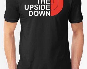 The Upside Down Shirt,The Upside Down T Shirt,The Upside Down T-Shirt