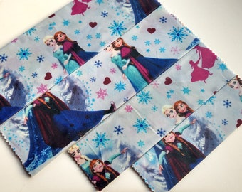 Beeswax Food Wraps 'Frozen' - eco-friendly alternative to plastic cling wrap