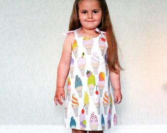 Ice cream dress