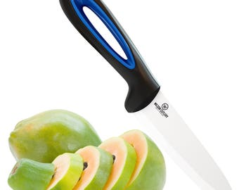 "AlwaysSharp 6"" Advanced Ceramic Knife. Super sharp, free shipping, lifetime warranty!"