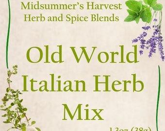 Old World Italian Herb Mix