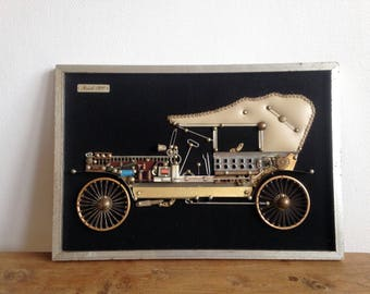 RARE - Buick 1920 - 3D print - art - 1950