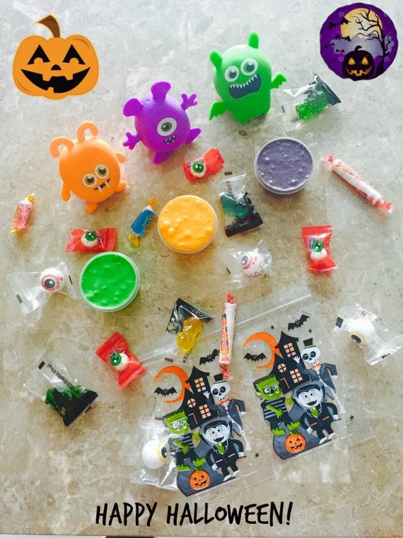 Squishy And Slime Dares List : FREE SHIPPING Halloween Squishy Slime /Toys /Cheap slime
