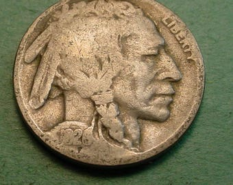 Buffalo Nickel 1926-D  Good<> FREE SH to United States<> # ET3555