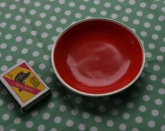 Porcelain Saucer. Volkstedt.