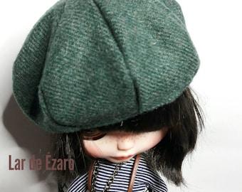 Beret hat for blythe doll