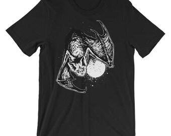 The Bat Short-Sleeve Unisex T-Shirt
