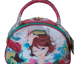 Original Nicole Lee Xochil Print Handbag