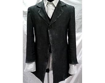 Doctor Who Extremis cosplay coat