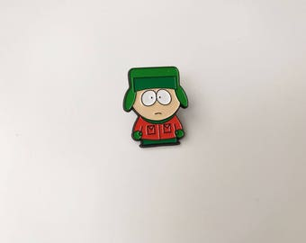 South Park Kyle pin