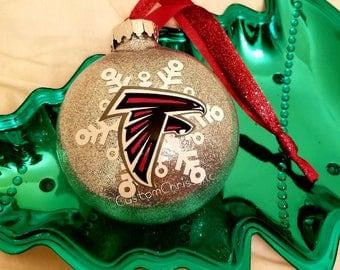 Atlanta Falcons Ornament