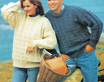 Brunswick Yarns  926 - Knit Sweaters for Men and Women
