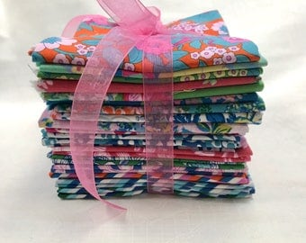 Hotel Frederiksted by Jennifer Paganelli Fat Quarter Pack - Entire Line