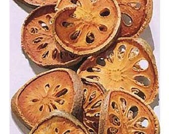 Quince Slice | Dried Quince | Dried Fruit | Natural Decor | Dried Decorations
