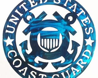 Military Seals - Coast Guard