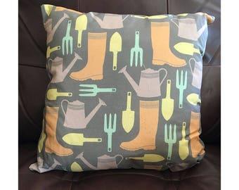 Garden Tool Pillow