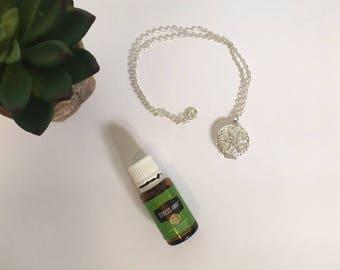 Shine Diffuser Necklace