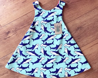 Sharks&Shells Quinn Dress
