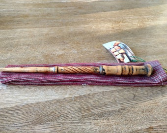 Elder wand with Lime stem