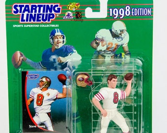 Starting Lineup 1998 NFL Steve Young Action Figure - San Francisco 49ers