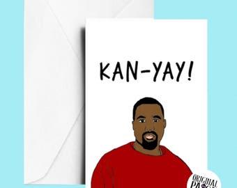 Kan-yay card
