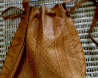 Vintage Cook/Vintage genuine leather bag satchel