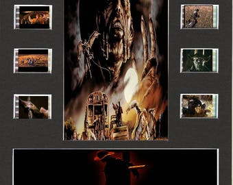 Jeepers Creepers 2 replica Film Cell Presentation 10 x 8 Mounted 10 cells