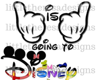 This Family Is Going To Disney World Transfers,Digital Transfers,Digital Iron Ons,Diy