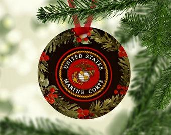 Marine ornament | Etsy