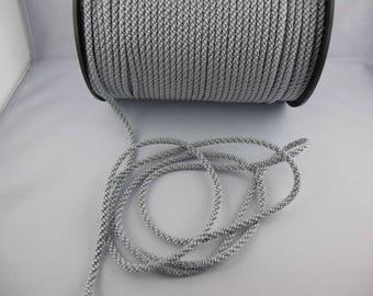 1 meter cord beaded bead